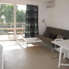 Отель Aparthotel Cote D'Azure 3* Студия Эконом с различными типами кроватей фото 32