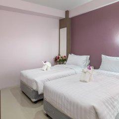 Отель Lada Krabi Express 3* Стандартный номер с 2 отдельными кроватями фото 8