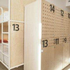 Хостел Netizen Кровать в женском общем номере двухъярусные кровати фото 8