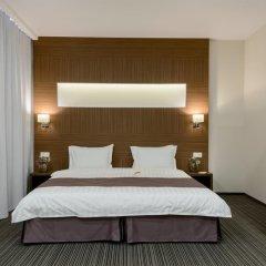 Гостиница Park Wood Академгородок 4* Улучшенный номер с двуспальной кроватью