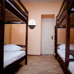 Гостиница Potter Globus Кровать в мужском общем номере с двухъярусной кроватью фото 3