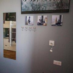 Хостел География Казань Кровать в общем номере двухъярусные кровати фото 45