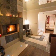 Отель Apartamenty Bella Vista Улучшенные апартаменты с различными типами кроватей фото 7