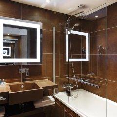 Гостиница Новотель Москва Сити 4* Улучшенный номер с двуспальной кроватью фото 4