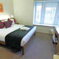 Отель Ambassadors Bloomsbury 4* Номер Делюкс с различными типами кроватей фото 4