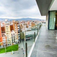 Апартаменты Cosmo Apartments Sants Улучшенные апартаменты с различными типами кроватей фото 4