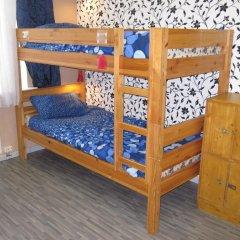 Хостел Наполеон Кровать в общем номере с двухъярусной кроватью фото 12