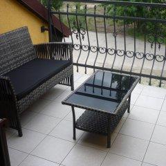 Отель VillaMaria балкон
