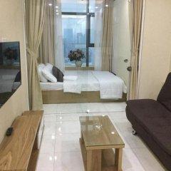Отель Handy Holiday Nha Trang Апартаменты с различными типами кроватей фото 12