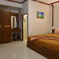 Отель Rachada Place 2* Стандартный номер с различными типами кроватей фото 5