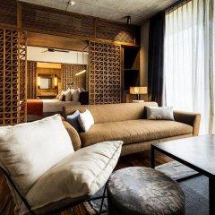 Отель Bisma Eight Ubud 4* Люкс с различными типами кроватей фото 15