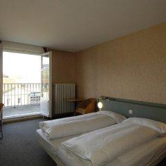 Hotel City am Bahnhof 3* Стандартный номер с двуспальной кроватью фото 9
