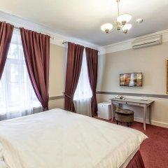 Мини-Отель Амадео Стандартный номер разные типы кроватей фото 12