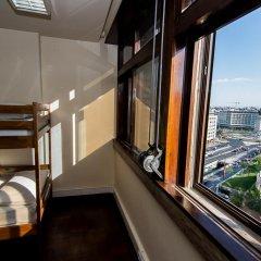Lisbon Landscape Hostel Кровать в общем номере фото 11