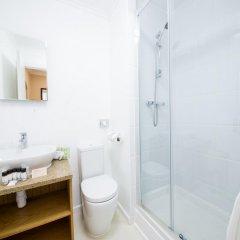 Отель Innkeeper's Lodge Brighton, Patcham Великобритания, Брайтон - отзывы, цены и фото номеров - забронировать отель Innkeeper's Lodge Brighton, Patcham онлайн ванная фото 5