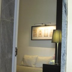 Отель Lisboa Central Park 3* Номер Делюкс с двуспальной кроватью фото 18