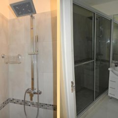 Отель Beach One Bedroom Suite 13 ванная фото 2
