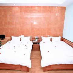 Avi Airport Hotel 2* Люкс с различными типами кроватей фото 3