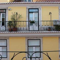 Lost Inn Lisbon Hostel Лиссабон балкон