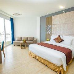 Отель Golden Peak Resort & Spa 5* Номер Делюкс фото 6