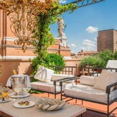 Grand Hotel Majestic già Baglioni 5* Люкс с различными типами кроватей фото 12
