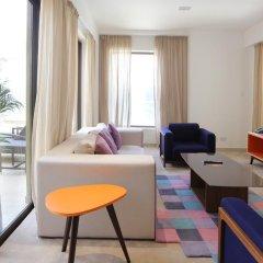 Ramada Hotel & Suites by Wyndham JBR 4* Люкс с различными типами кроватей фото 8