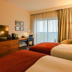 DoubleTree by Hilton Hotel Lodz 4* Стандартный номер с различными типами кроватей фото 7
