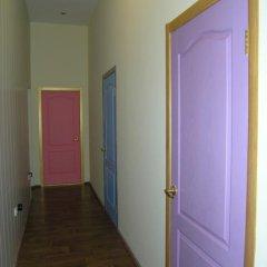 Хостел Радужный Стандартный номер разные типы кроватей фото 2