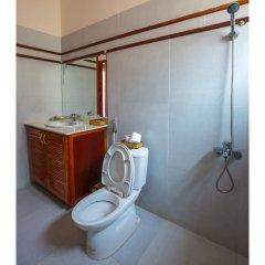 Отель Hoang Thu Homestay 2* Стандартный номер с различными типами кроватей фото 4