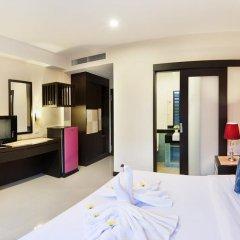 Отель Rattana Residence Thalang 3* Номер Делюкс с различными типами кроватей фото 9