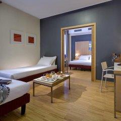 Best Western Plus Hotel Bologna 4* Стандартный семейный номер с двуспальной кроватью фото 2