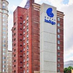 Hotel Indigo Atlanta Midtown 3* Стандартный номер с различными типами кроватей фото 3