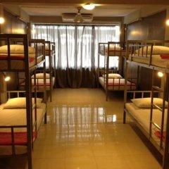Mile Map Hostel Кровать в женском общем номере