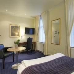 Отель Tiffany Дания, Копенгаген - отзывы, цены и фото номеров - забронировать отель Tiffany онлайн комната для гостей фото 4