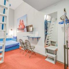 Мини-отель 15 комнат 2* Стандартный номер с разными типами кроватей (общая ванная комната) фото 8