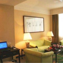 Отель Bell Tower Hotel Xian Китай, Сиань - отзывы, цены и фото номеров - забронировать отель Bell Tower Hotel Xian онлайн комната для гостей фото 3
