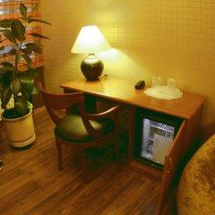 Гостиница Бон Ами 4* Студия разные типы кроватей фото 12