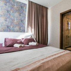 Отель Sweet Home 3 at Freedom Square Улучшенные апартаменты с различными типами кроватей фото 8