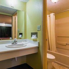 Отель Knights Inn Columbus 2* Номер Делюкс с различными типами кроватей