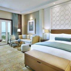 Отель The Ritz-Carlton, Dubai Стандартный номер с различными типами кроватей фото 5