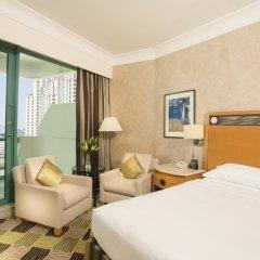 Отель Hilton Dubai Jumeirah 5* Люкс с различными типами кроватей фото 7