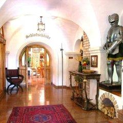 Hotel Schloss Thannegg интерьер отеля