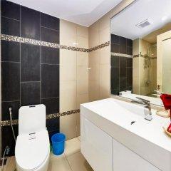 Отель Water Park Condominium by Able Estate Паттайя ванная