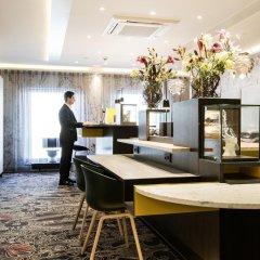 Отель Hampshire Hotel - Lancaster Amsterdam Нидерланды, Амстердам - 14 отзывов об отеле, цены и фото номеров - забронировать отель Hampshire Hotel - Lancaster Amsterdam онлайн питание фото 3