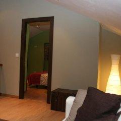 Отель Apartamentos El Regueirin 2 Кудильеро комната для гостей фото 3