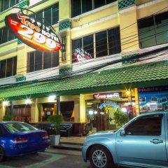 Отель Casanova Inn 2* Улучшенный номер с 2 отдельными кроватями фото 9