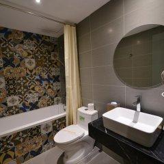 Hanoi Emerald Waters Hotel Trendy 3* Номер Делюкс с различными типами кроватей фото 4