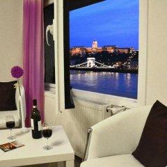 Отель Castle and Danube Panorama комната для гостей фото 3