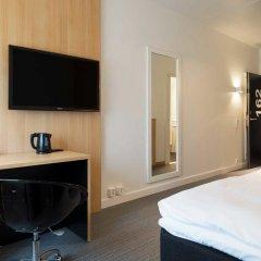 Thon Hotel Bergen Airport 3* Стандартный номер с различными типами кроватей фото 7