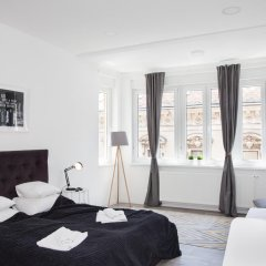 Апартаменты Irundo Zagreb - Downtown Apartments комната для гостей фото 7